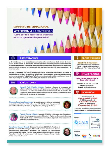 seminario internacional Atencion a la diversidad